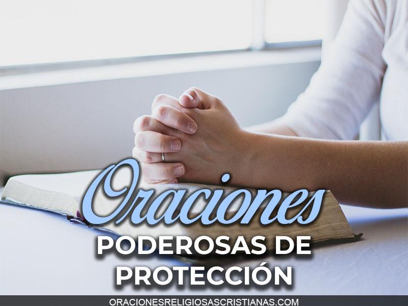 oraciones poderosas de proteccion